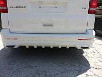 "Накладка на задний бампер ""AMG"" Volkswagen T5 (T6)"
