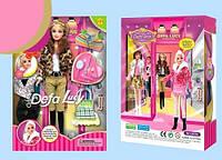 Кукла Defa с набором одежды