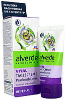 Крем для лица DM Alverde Vital Tagescreme Passionsblume 50 мл.