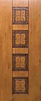 """Входная дверь для улицы """"Портала"""" (Элит Vinorit) ― модель R-2 Patina"""