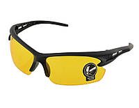 Очки тактические желтые