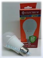 Светодиодная лампа Electrum А60 12W 3000K