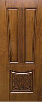 """Входная дверь для улицы """"Портала"""" (Элит Vinorit) ― модель R-3 Patina"""
