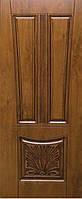 """Входная дверь для улицы """"Портала"""" (Элит Vinorit) ― модель R-3 Patina, фото 1"""