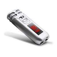 Переносной цифровой FM беспроводный микрофон, fm-передатчик 87.0 мГц - 108.8 мГц для караоке