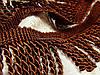 Бахрома, крученая Светло-коричневый № 34