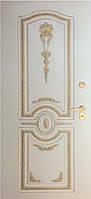 """Входная дверь для улицы """"Портала"""" (Премиум Vinorit) ― модель Версаль Patina, фото 1"""