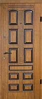 """Входная дверь для улицы """"Портала"""" (Элит Vinorit) ― модель Сицилия Patina, фото 1"""