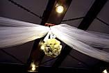 Свадебные композиции из искусственных цветов, фото 4