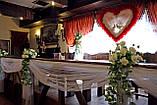 Свадебные композиции из искусственных цветов, фото 5