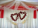 Свадебные композиции из искусственных цветов, фото 6
