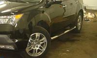 Подножки Acura MDX 2007-2013