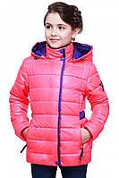 Куртка детская удлиненная.