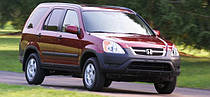 Honda CRV 2002-2005