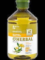 Шампунь для обьема тонких волос O'HERBAL 500мл