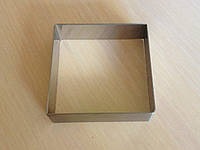 Форма квадратная без дна 70*70*20