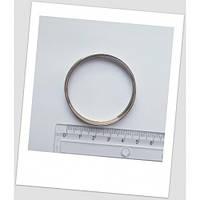 Проволока с памятью для браслета ДЕТСКОГО диаметра, сталь, 40-45 мм ПЛОТНАЯ (0,9 мм)