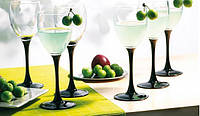 Domino Набор бокалов для красного вина 250 мл 6 шт Luminarc H8169