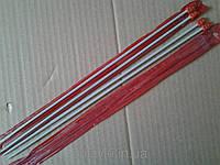 Спица прямая вязальная тефлоновая 4мм