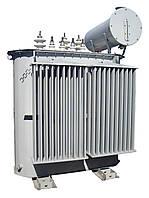 Трансформатор напряжения ТМ-10 кВА 10/0,4 В силовой масляный трехфазный