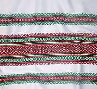 Ткань с украинским орнаментом Соборная ТДК-87 1/1,купить ткань,рушнковая ткань,опт,розница