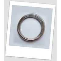 Проволока с памятью (очень широкий браслет или детское колье) 90-95 мм