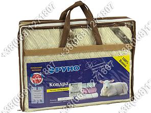 Одеяло шерстяное Руно SHEEP летнее 172х205 двуспальное, фото 2