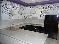 Фасады кухонные вензель, бабочки