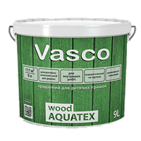 Vasco Wood Aquatex Палисандр (Васко Вуд Акватекс), 9 л