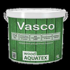 Vasco Wood Aquatex Белый (Васко Вуд Акватекс), 2.7 л