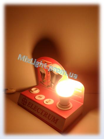 Светодиодная лампа Electrum A55 10W 3000К, фото 2