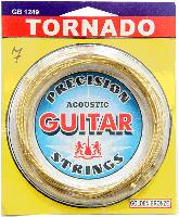Струны Solid 7-String GB71256 Tornado Golden Bronze Heavy 12-56