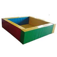 Сухие бассейны для детей «Квадрат» (150*150cm), фото 1