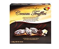 Трюфели из молочного шоколада с кремовой начинкой Maitre Truffout, 200 г