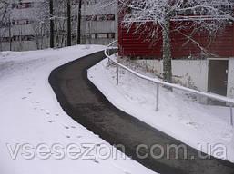 WOKS 23 одножильный кабель - система снеготаяния