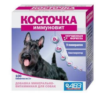 Витамины Косточка №100 иммуновит