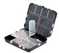 Коробка двойная 16 ячеек Aquatech 2416