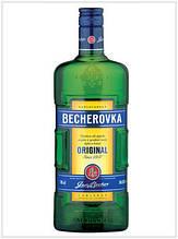 Ликерная настойка на травах Becherovka 1 л