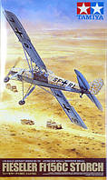 Сборная модель самолета Fieseler Fi156C STORCH 1\48 TAMIYA