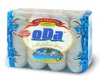 Туалетное мыло ODA Морской бриз 4 шт х 70 г