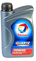 Полусинтетическое моторное масло Total (тотал) QUARTZ 7000 Energy SL/CF 10w-40 1л.