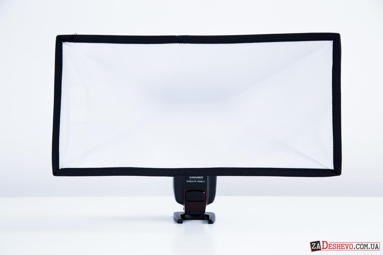 Мини софтбокс 20 х 40 см (28030)