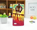 Чехол для LG G4s панель накладка с рисунком принцесса, фото 9