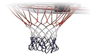 Сетка баскетбольная на все размеры колец