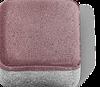 Брусчатка 100х100х80 мм, цвет Паприка, Вишня, Графит, Оливка, Гавана, Венге, фото 2