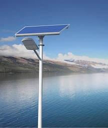 Светильники на солнечной энергии