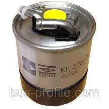 Топливный фильтр (под датчик) на MB Sprinter 906 2006→, Vito 639 2003→ — Knecht (Австрия) — KL228/2