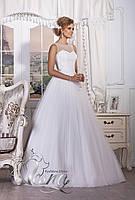 """Свадебное платье """"Весь мир - любовь"""" с бретелями Прокат 6180грн."""