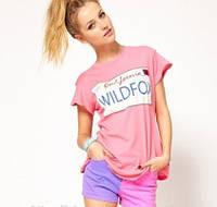 Футболка Wild Fox