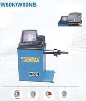 Балансировочный станок полуавтомат (вес колеса 65кг) Best W60